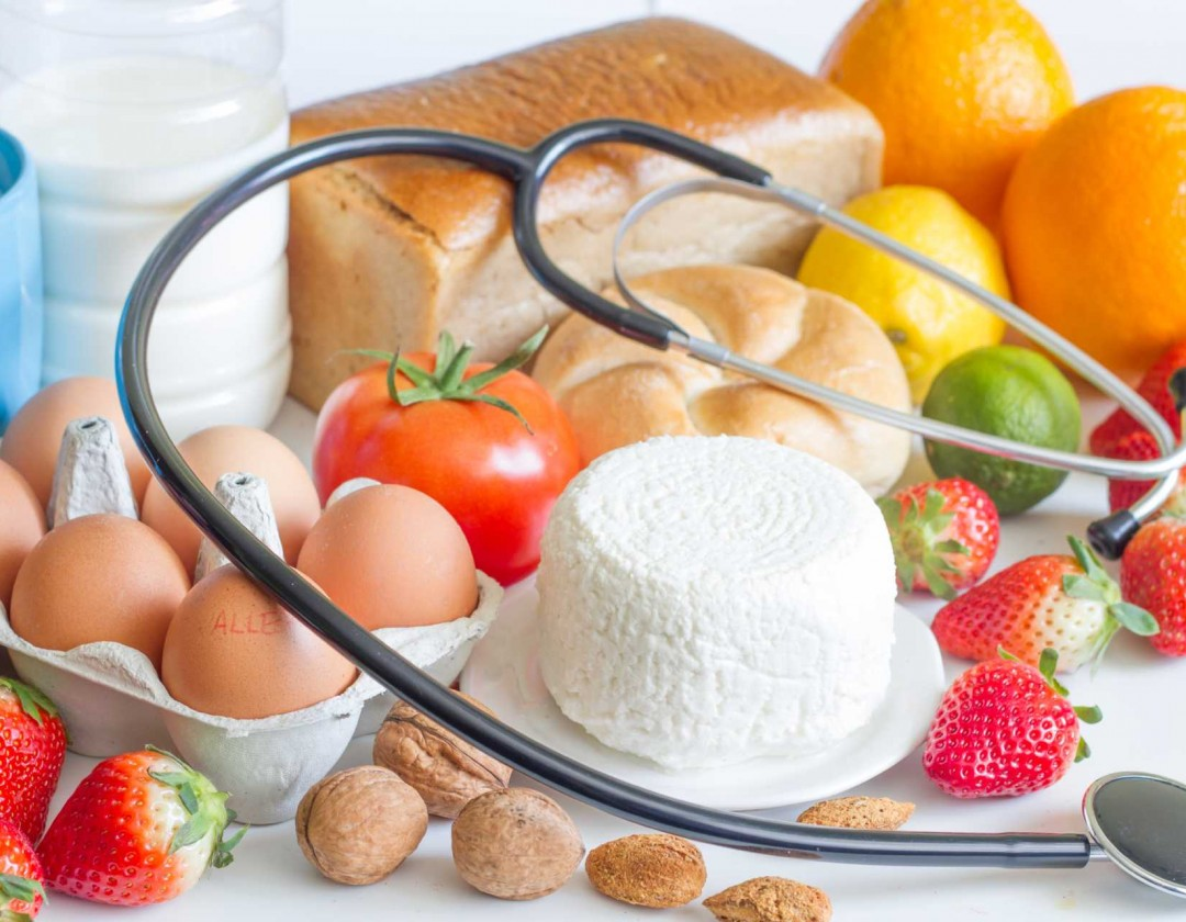 Testy alergiczne - nietolerancja pokarmowa